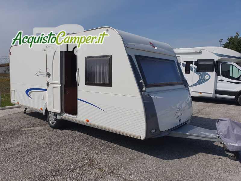 Caravan, Burstner